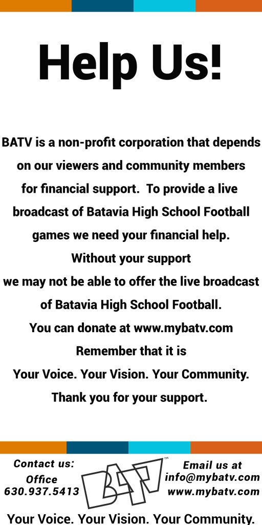 Please Support BATV