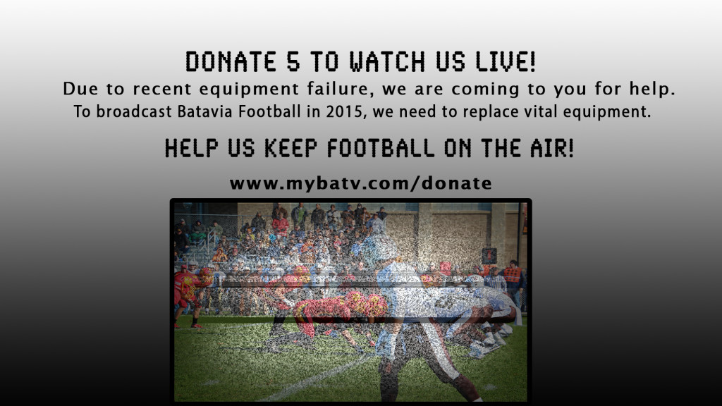 Football Facebook Donation Ad- UPDATED